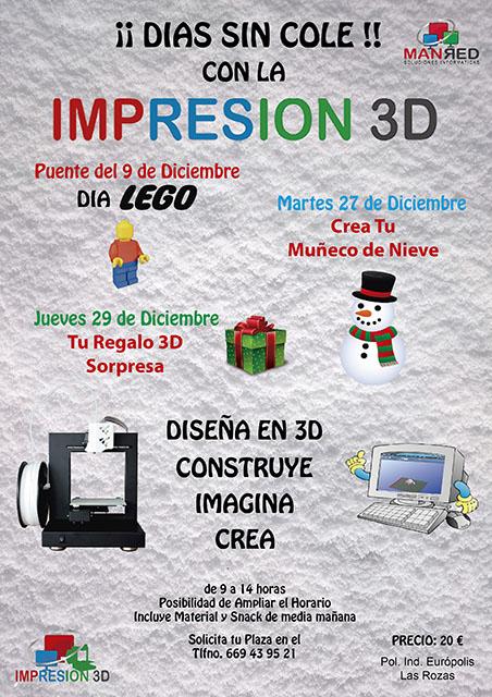 Campamentos Navidad 2016 de Impresión 3D, Taller 3D, Impresoras 3D, 3D, Actividades Extraescolares, Ocio, Niños, Jóvenes, Juguetes, Modelado 3D, Diseño 3D, Madrid, Madrid Noroeste, Curso, Boadilla del Monte, Majadahonda, Las Rozas, Taller de Modelado 3D, Talleres en Madrid de Impresion 3D, Taller de Modelado 3D en Boadilla del Monte, Taller de Modelado 3D en Las Rozas, Taller de Modelado 3D en Majadahonda, Tecnología 3D, Campamento impresion 3D, Introduccion a la impresion 3d, Tinkercad, Cursos, Impresion 3D, Fabrica de Impresion 3D, Fabrica de Juguetes, Servicios, Aprender, Diversión, Divertirse con 3D, Navidad, Taller de Navidad, Robotica, Taller, tresD, Cursos impresion 3D, Fabricacion Aditiva, Pequeños Creadores, Prusa, Cursos de Robotica educativa e impresion 3D, Robotica Educativa, Aprender Impresion 3D, Talleres a medida, Enseñanza, Educacion, Colegios, Nuevas Tecnologias, Formacion impresion 3D, Diseño Digital, Blender, FreeCad, Sculptris, Prototipo, Prototipado, Impresion 3D niños, Impresion 3d para niños, Cursos de Tinkercad, Autodesk Tinkercad, Comprar impresora 3D, Curso Modelado 3D, Curso Modelado 3D Tinkercad, peques, Campus Impresion 3D,
