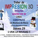 Dias Sin Cole Impresion 3D
