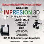 Taller Villaviciosa Impresion3d