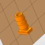 Válvula para Plancha Diseño 01
